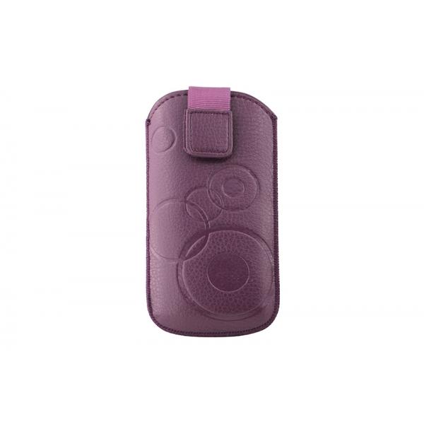 Toc Slim Nokia E52/X1-00/100 Violet [0]