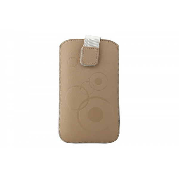 Toc Slim Samsung Galaxy S2/S Cappucino [0]