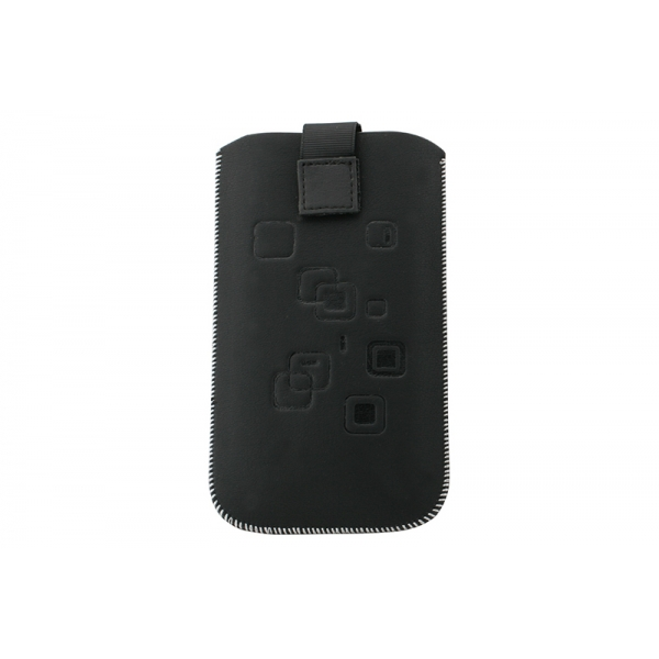 Toc Atlas Slim Samsung S3 Negru 0