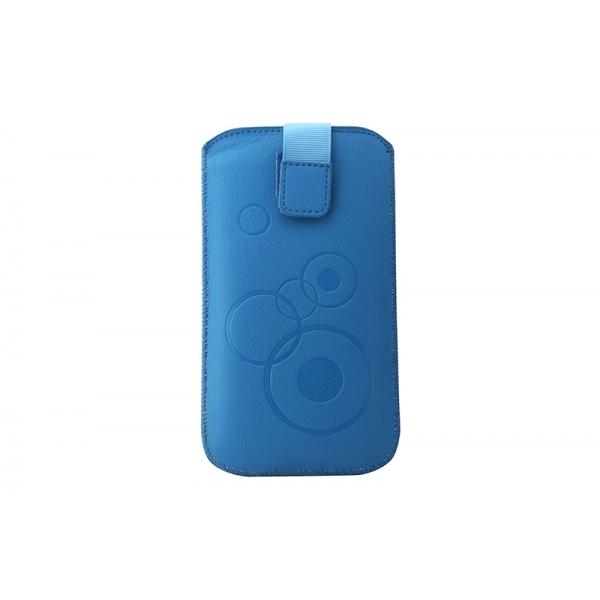 Toc Slim Samsung Galaxy S5 Albastru [0]