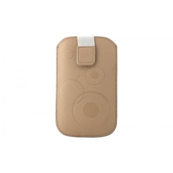 Toc Slim Samsung Galaxy S5 Cappucino [0]