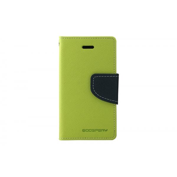 Toc My-Fancy iPHONE 4/4S Lime/Albastru 0