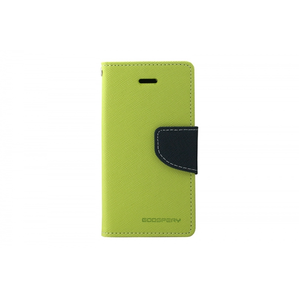 Toc My-Fancy iPHONE 5/5S Lime/Albastru 0