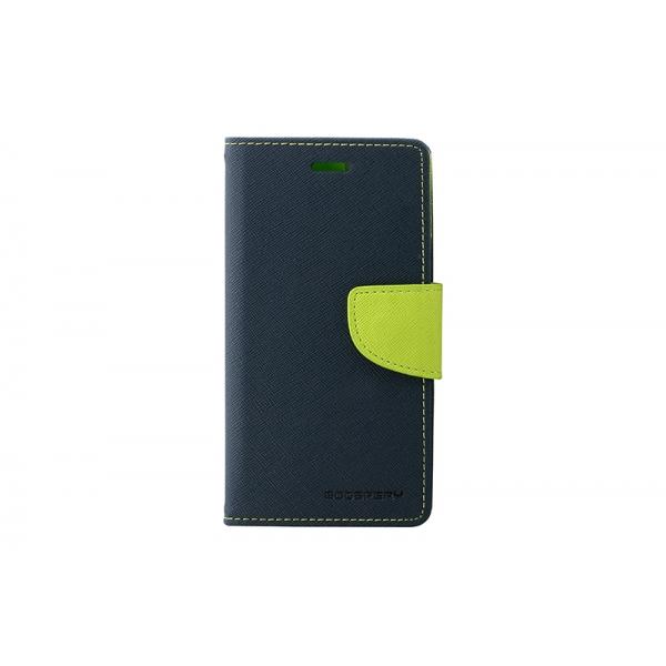Toc My-Fancy iPHONE 6/6S Albastru/Lime 0