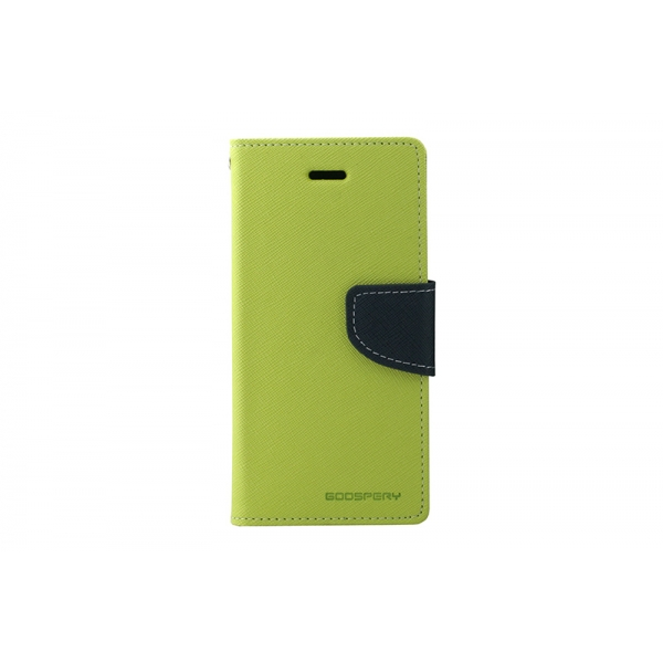 Toc My-Fancy iPHONE 6/6S Lime/Albastru 0