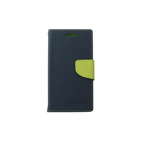 Toc My-Fancy Samsung Galaxy A5 A500 Albastru/Lime 0