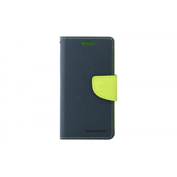 Toc My-Fancy Samsung Galaxy Express2 Albastru/Lime 0
