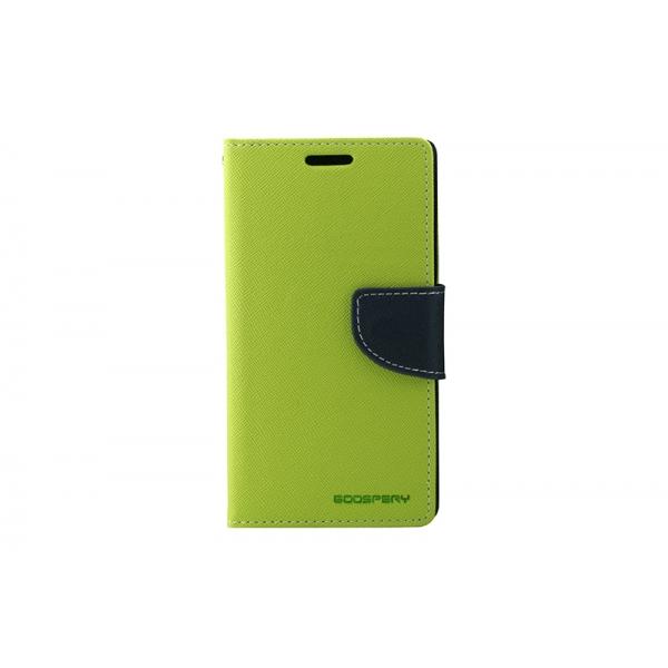 Toc My-Fancy Samsung Galaxy S5 G900 Lime/Albastru 0