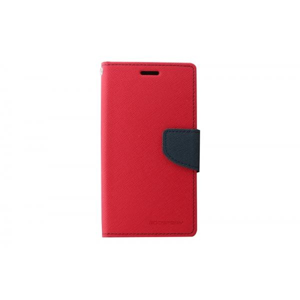 Toc My-Fancy Samsung Galaxy S6 G920 Rosu/Albastru 0