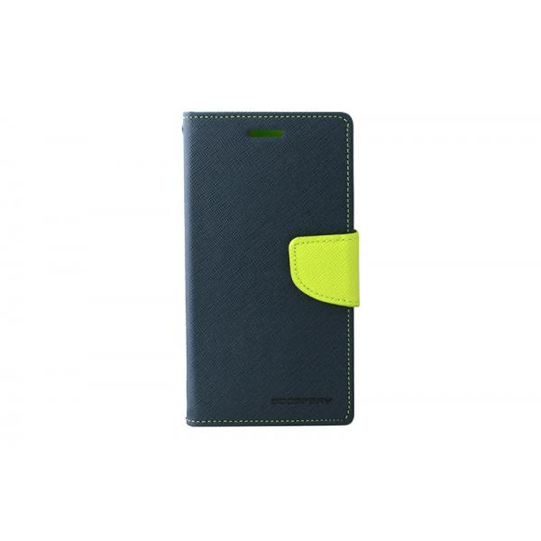 Toc My-Fancy Samsung Galaxy J5 J500 Albastru/Lime 0