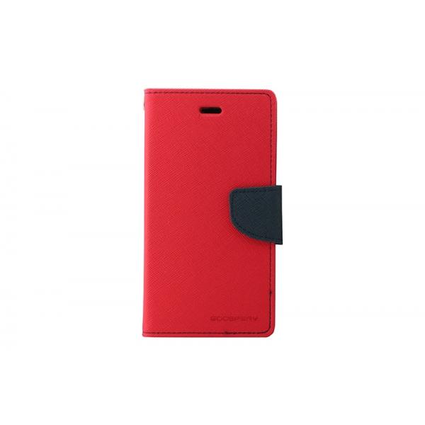 Toc My-Fancy Sony Xperia M2 Rosu/Albastru 0