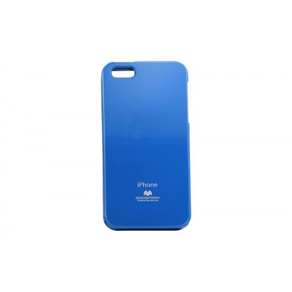 Husa My-Jelly iPHONE 5/5S Albastru 0