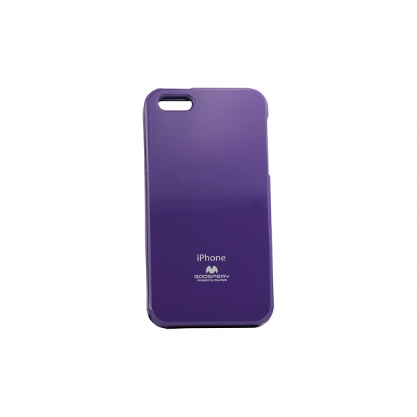 Husa My-Jelly iPHONE 5/5S Violet 0