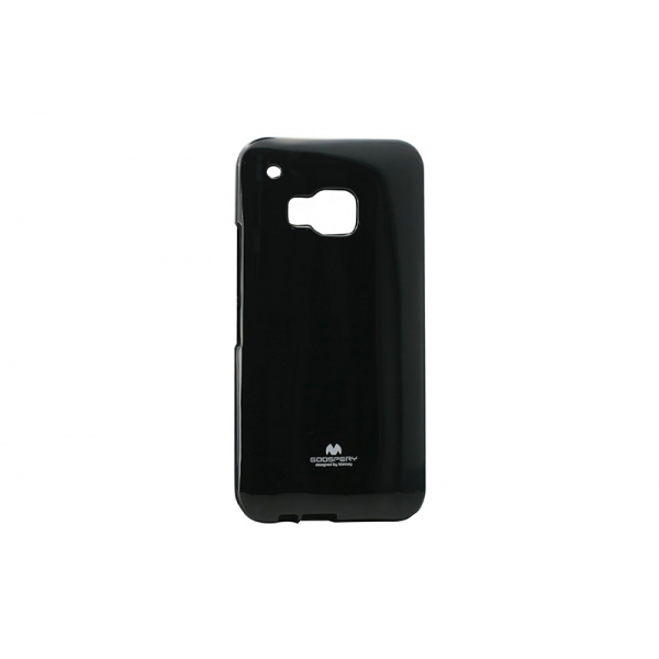 Husa My-Jelly HTC One M9 Negru 0