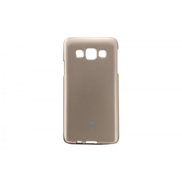Husa My-Jelly Samsung Galaxy A3 A300 Auriu 0