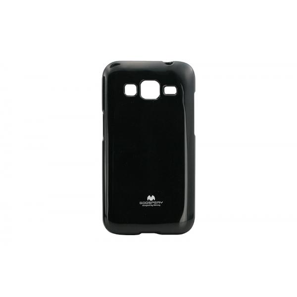 Husa My-Jelly Samsung Galaxy Core Prime G360 Negru 0