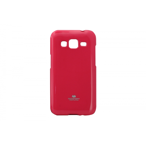Husa My-Jelly Samsung Galaxy Core Prime G360 Roz 0