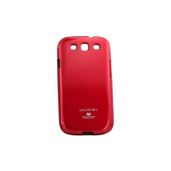 Husa My-Jelly Samsung Galaxy S3 I9300 Rosu 0