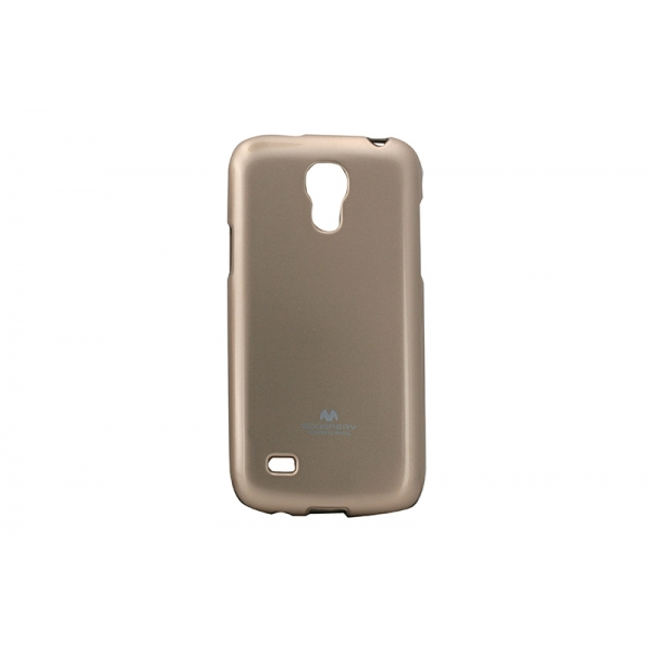 Husa My-Jelly Samsung Galaxy S4 Mini I9190 Auriu 0