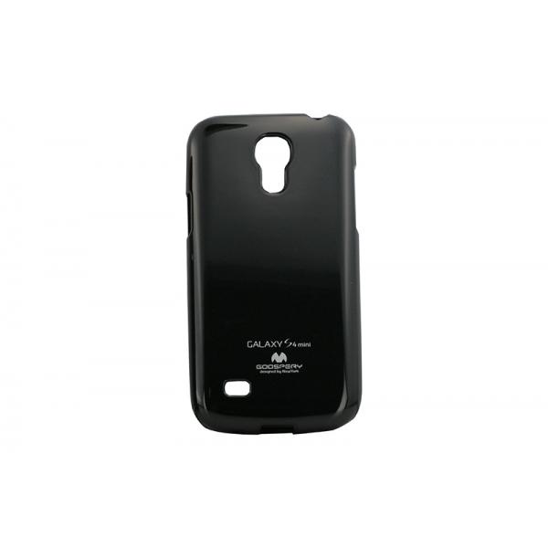 Husa My-Jelly Samsung Galaxy S4 Mini I9190 Negru 0