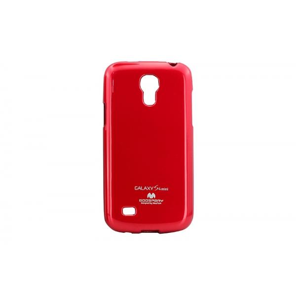 Husa My-Jelly Samsung Galaxy S4 Mini I9190 Rosu 0