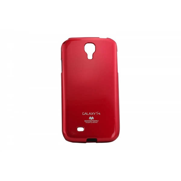 Husa My-Jelly Samsung Galaxy S4 I9500 Rosu 0