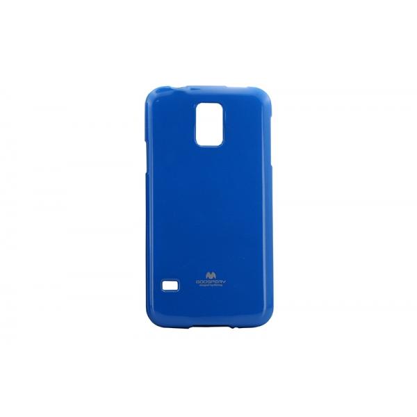 Husa My-Jelly Samsung Galaxy S5 G900 Albastru 0