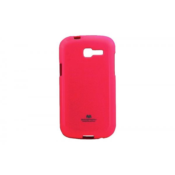 Husa My-Jelly Samsung Galaxy Trend Lite S7390 Roz 0