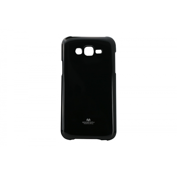 Husa My-Jelly Samsung Galaxy J7 J700 Negru 0