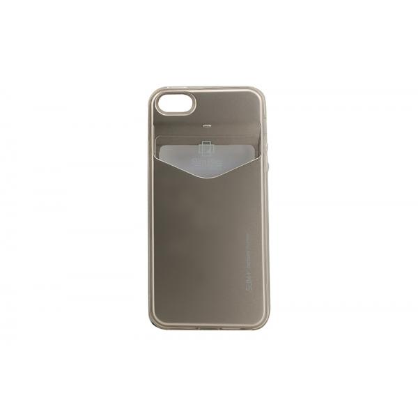 Husa My-SlimPlus iPHONE 5/5S Auriu 0
