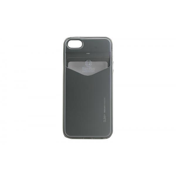 Husa My-SlimPlus iPHONE 5/5S Gri 0