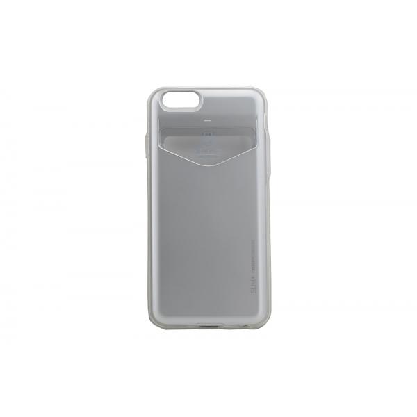 Husa My-SlimPlus iPHONE 6/6S Argintiu 0