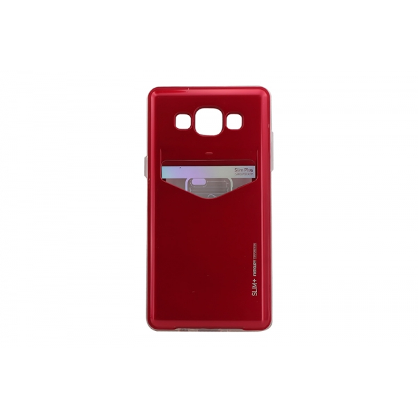 Husa My-SlimPlus Samsung Galaxy A5 A500 Rosu 0
