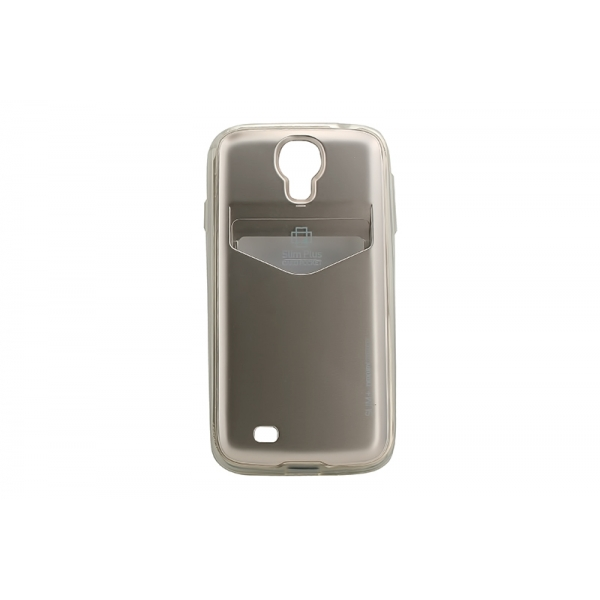 Husa My-SlimPlus Samsung Galaxy S4 I9500 Auriu 0