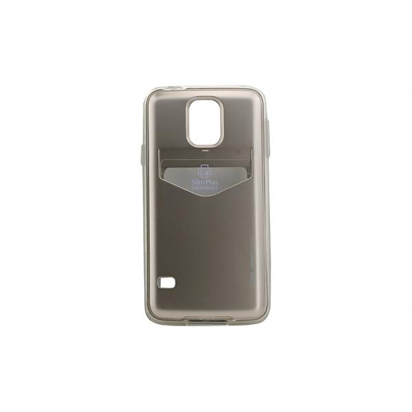 Husa My-SlimPlus Samsung Galaxy S5 G900 Auriu 0