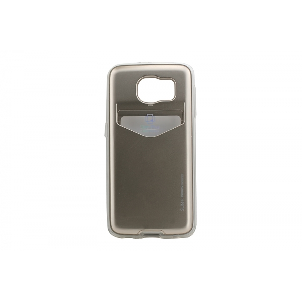 Husa My-SlimPlus Samsung Galaxy S6 G920 Auriu 0
