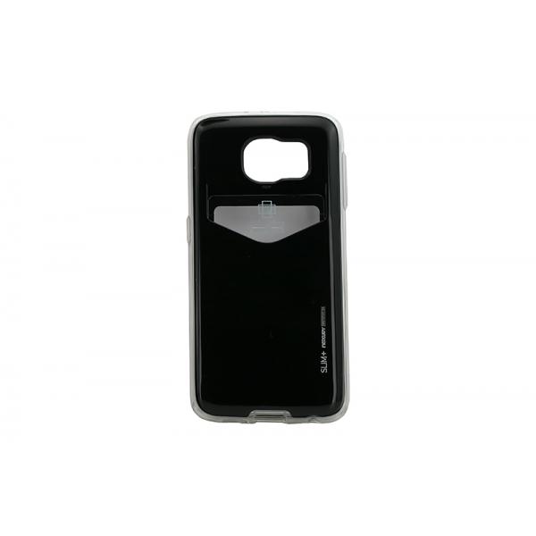 Husa My-SlimPlus Samsung Galaxy S6 G920 Negru 0