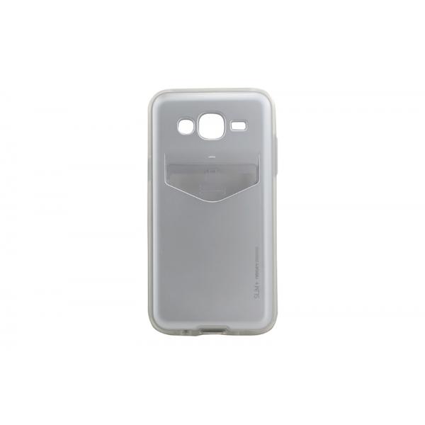 Husa My-SlimPlus Samsung Galaxy J5 J500 Argintiu 0