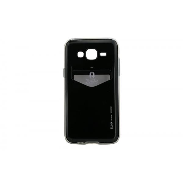 Husa My-SlimPlus Samsung Galaxy J5 J500 Negru 0