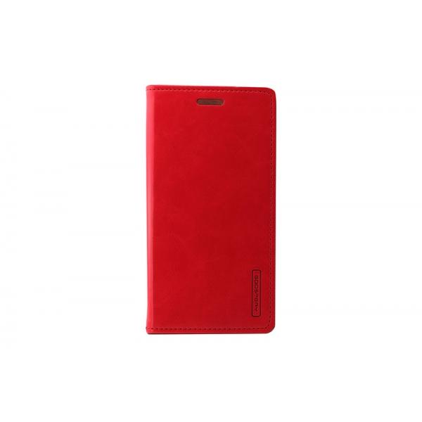 Toc My-Bluemoon Samsung Galaxy S6 Edge G925 Rosu 0