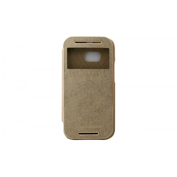 Toc My-Wow HTC One M8 Auriu 0