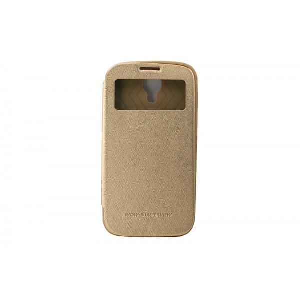 Toc My-Wow Samsung Galaxy S4 I9500 Auriu 0