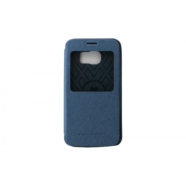 Toc My-Wow Samsung Galaxy S6 Edge G925 Albastru [0]