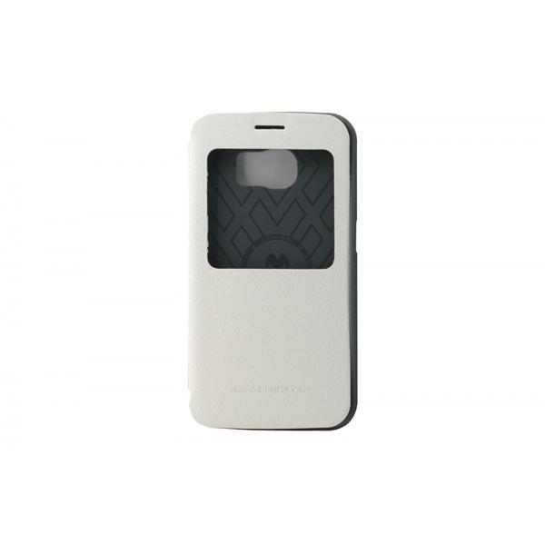 Toc My-Wow Samsung Galaxy S6 Edge G925 Alb [0]