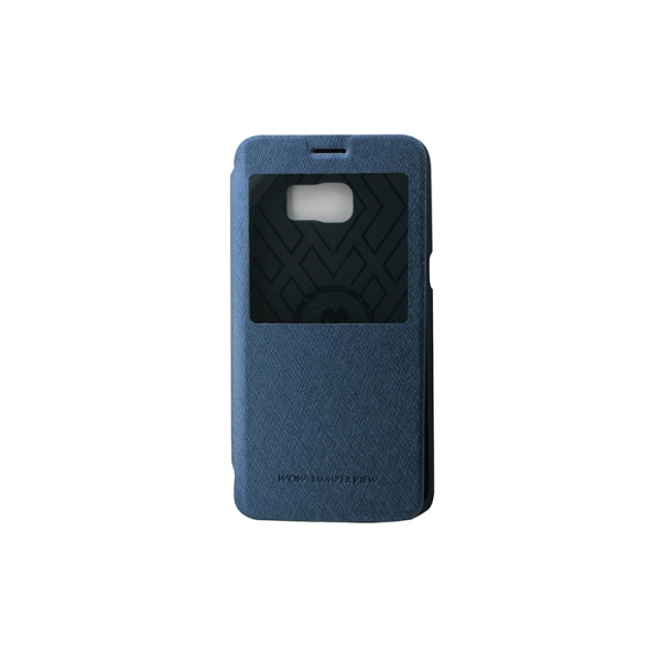 Toc My-Wow Samsung Galaxy S6 Edge Plus G928 Albastru 0