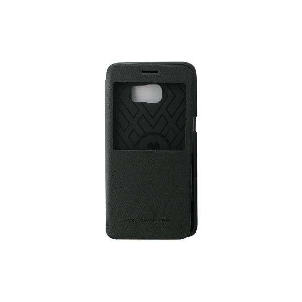 Toc My-Wow Samsung Galaxy S6 Edge Plus G928 Negru 0