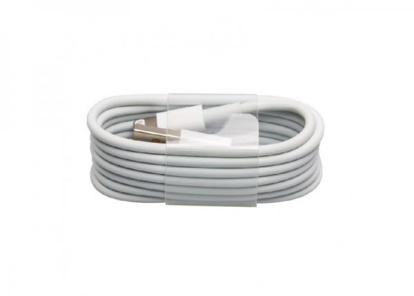 CABLU IPHONE 6 / 7 / 8 200CM, WHITE [0]