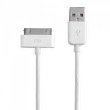 Cablu IPHONE 4S MA591G/A BULK orig. 0