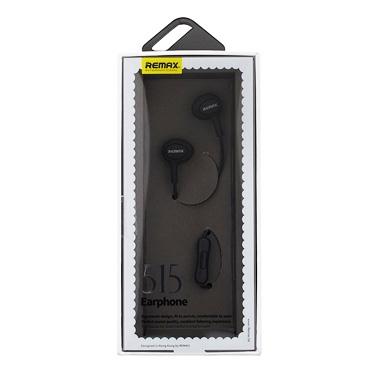HANDSFREE RM-515 REMAX, BLACK 0