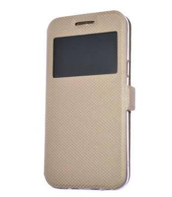 Husa Carte Samsung A71 gold 0